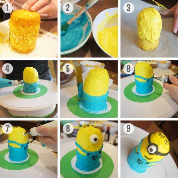 Minion Cupcake - Win Bild | Webfail - Fail Bilder und Fail Videos