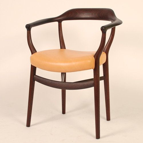 FJ44 Arm Chair by Finn Juhl, No. 63/100