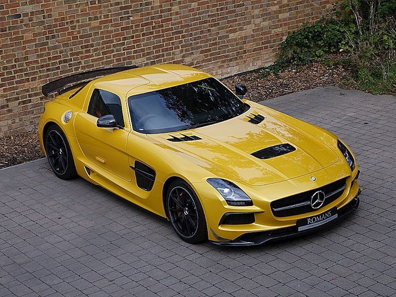 Mercedes Benz Sls Amg Black Series In 2020