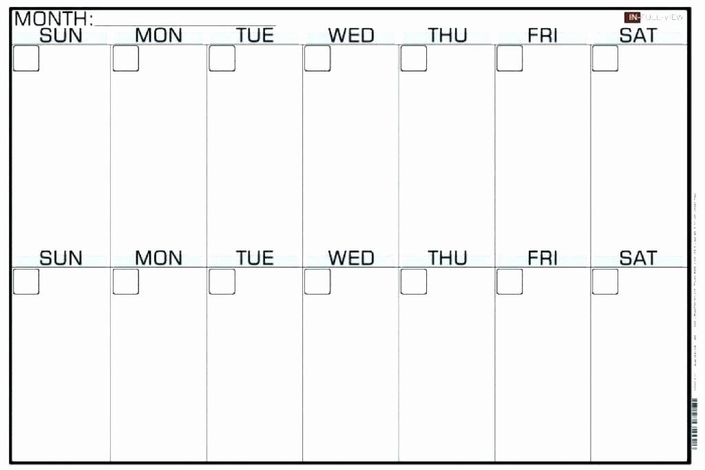2 Week Schedule Template from i.pinimg.com