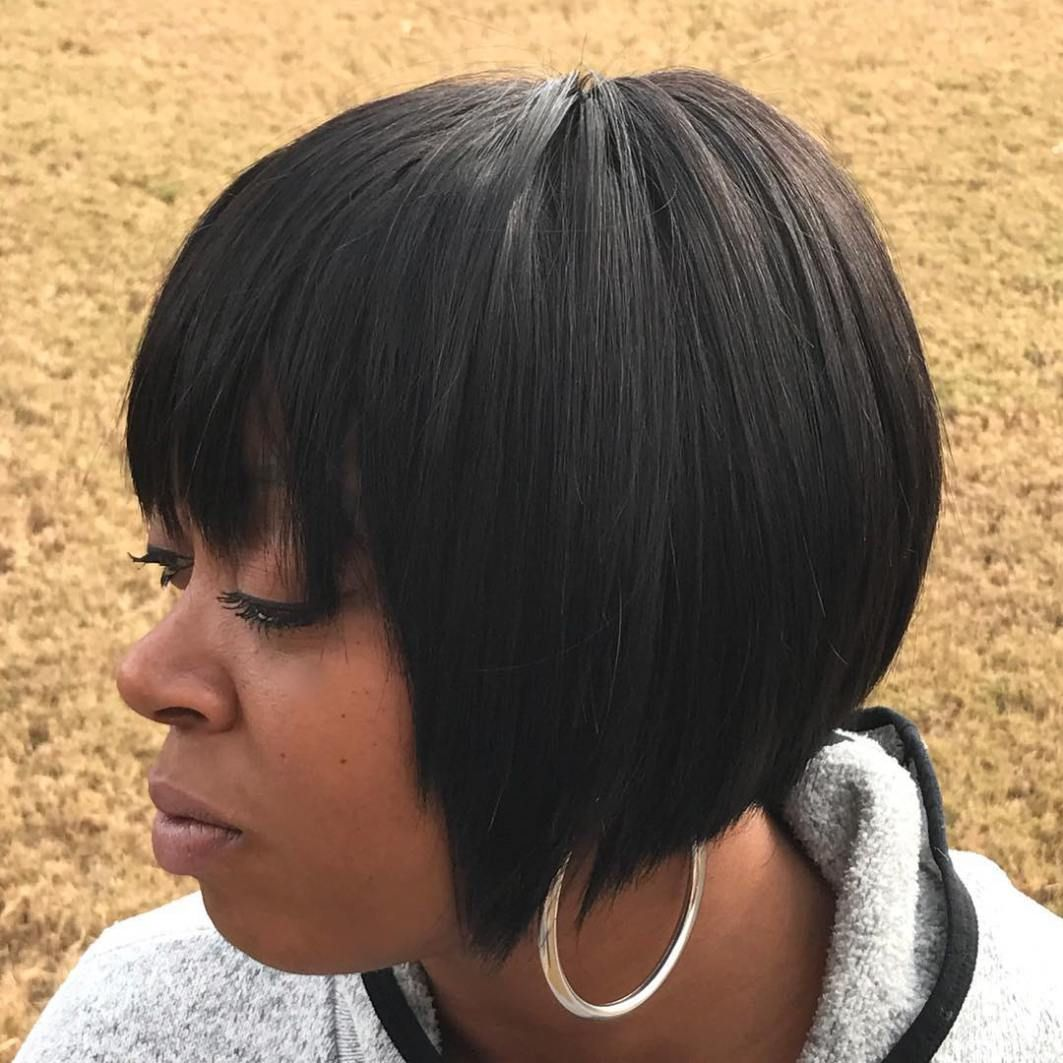 12 Short Weave Hairstyles You Can Easily Copy  Short weave