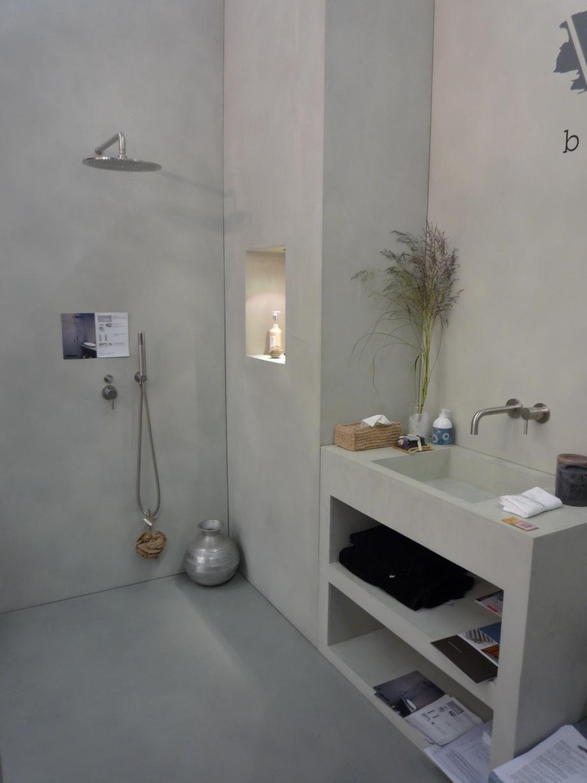 beton cire kraan wastafel badkamer pinterest bath room bath