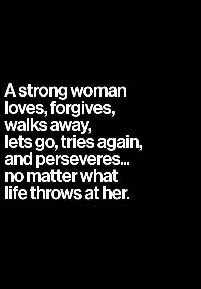 The Definition Of A Strong Woman We Couldn T Have Said It Better Qotd Inspiration Motivation Motivational Quotes Inspirational Words Words