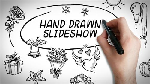 Hand Drawn Slideshow - After Effects Project (Videohive) | After