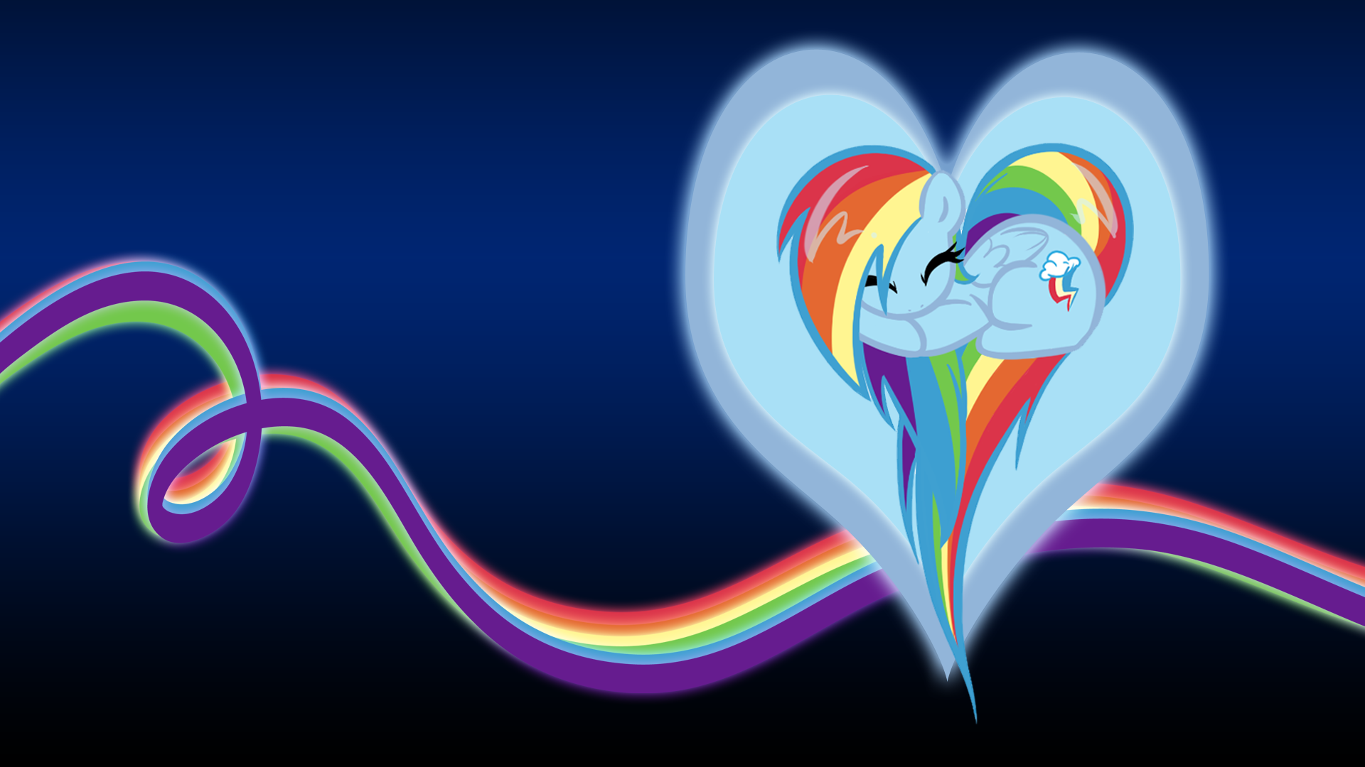 My Little Pony Rainbow Dash Wallpapers Wallpaper Cave Rainbow
