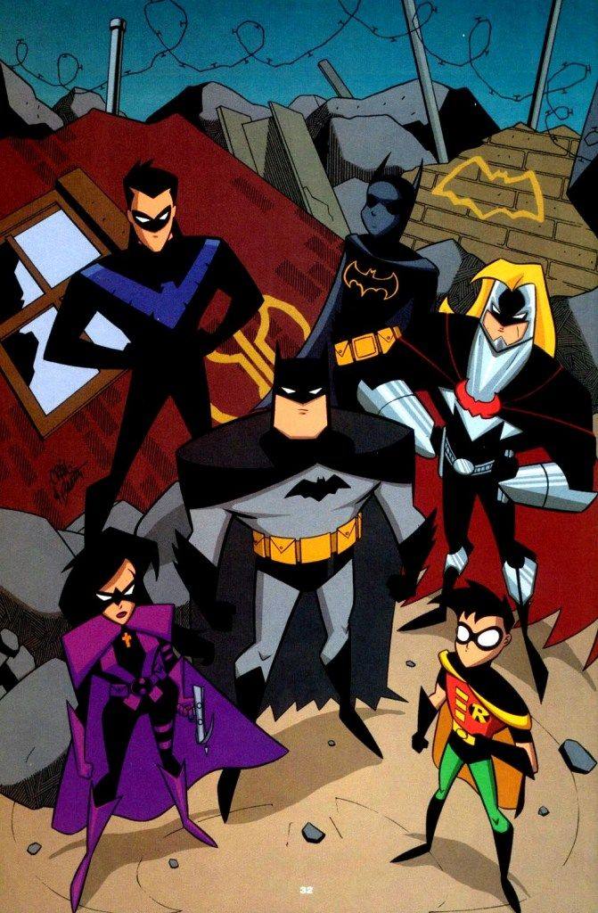 Batman Family Gallery Batman Art Batman Poster Batman Painting