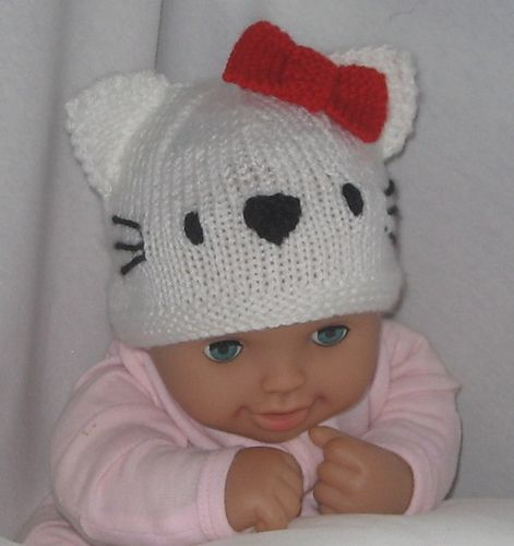 8df963d4f52 Cat   Dog Beanies   Hats. Ravelry  Cat   Dog Beanies   Hats pattern by Rian  Anderson ...