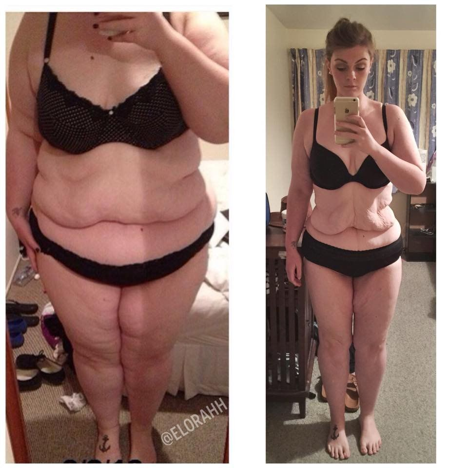 Is it possible to lose weight without refusing anything? 58