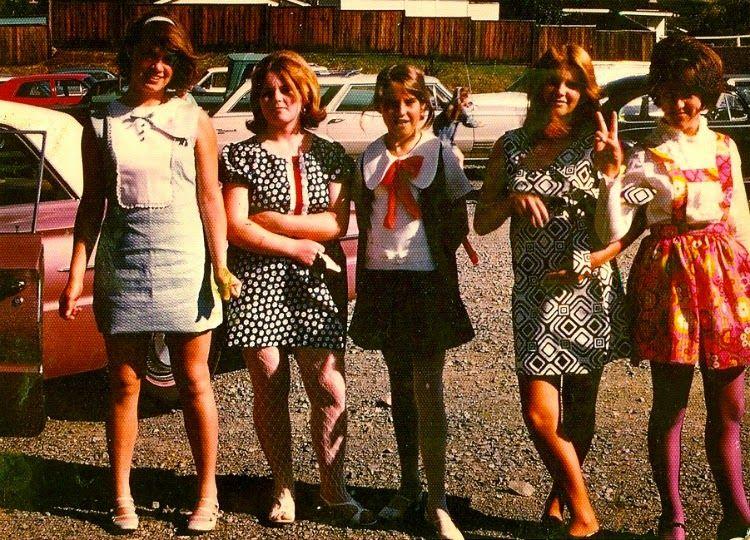 Real Vintage Clothing: 1960s Teenage Fashion - Photogram