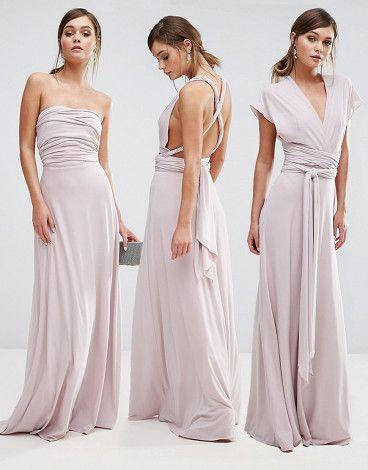 COAST Corwin Multi-Tie Maxi Dress   Stretch fabric, Maxi dresses and ...