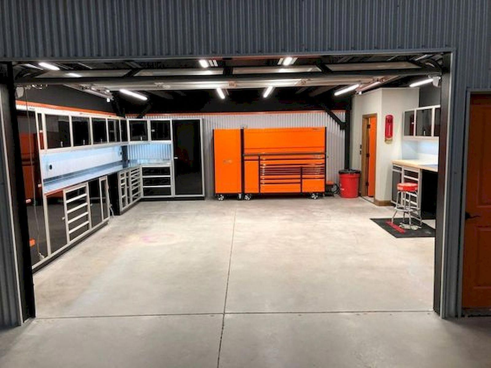 Within The Previous 10 Years That Negative View Of The Garage Has Altered Significantly Climatizing The Garage Has In 2020 Garage Design Garage House Minimalist Home