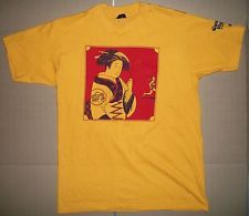 Vintage Nike Cascade Run Off Japanese Geisha Shirt Ultra Rare Unused Large Mint 700 Vintage Nike Shirts Nike Shirts