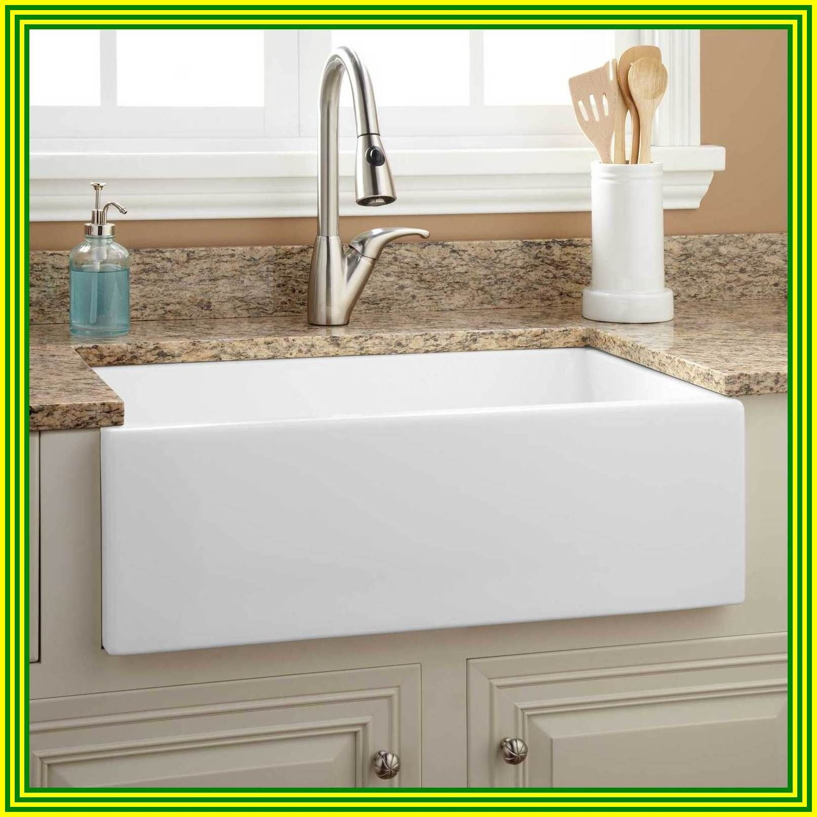 85 reference of 30 white apron front kitchen sink in 2020