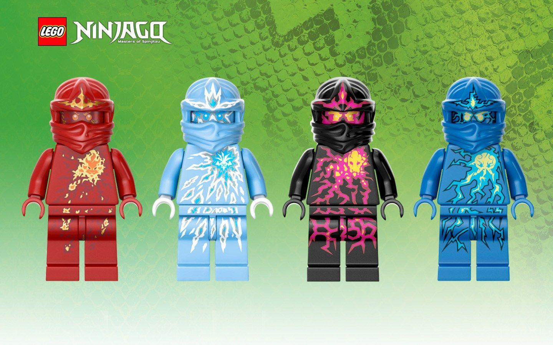 pretty lego ninjago masters of spinjitzu pic 1440x900 265 kb - Ninjago Spinjitzu