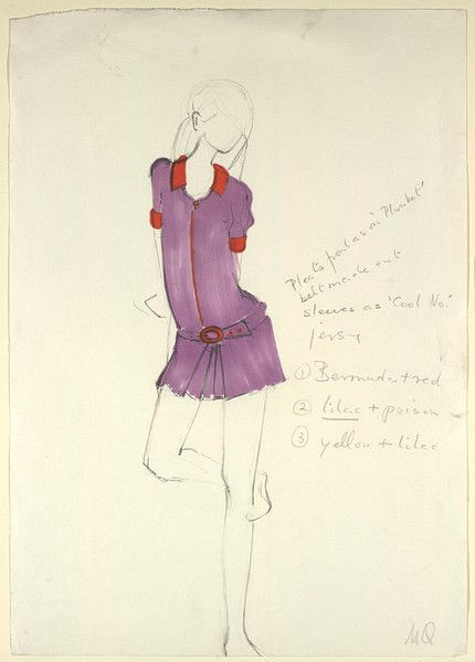 Fashion design | Mary Quant | V&A Search the Collections