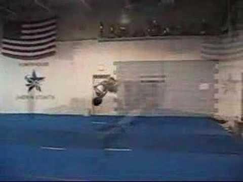 Insane Tumbling Video. Sometimes I wish I had tumbling like a guy haha SO much rebound!!!!