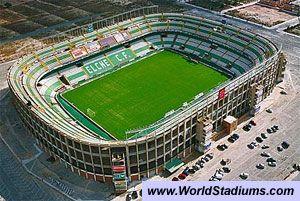 Estadio Martinez Valero Stadium In Elche Elx Estadios Estadio De Futbol Estadios Del Mundo