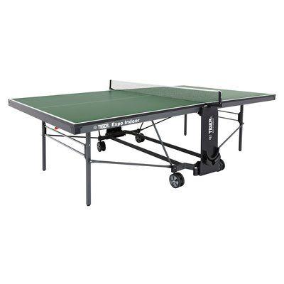 Tigerpingpong Expo Ping Pong Playback Table Tennis Table