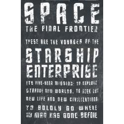 Photo of Star Trek Space – The T-Shirt