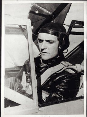 ✠ Hans-Joachim Marseille (13 December 1919 – 30 September 1942) killed in a flying accident.