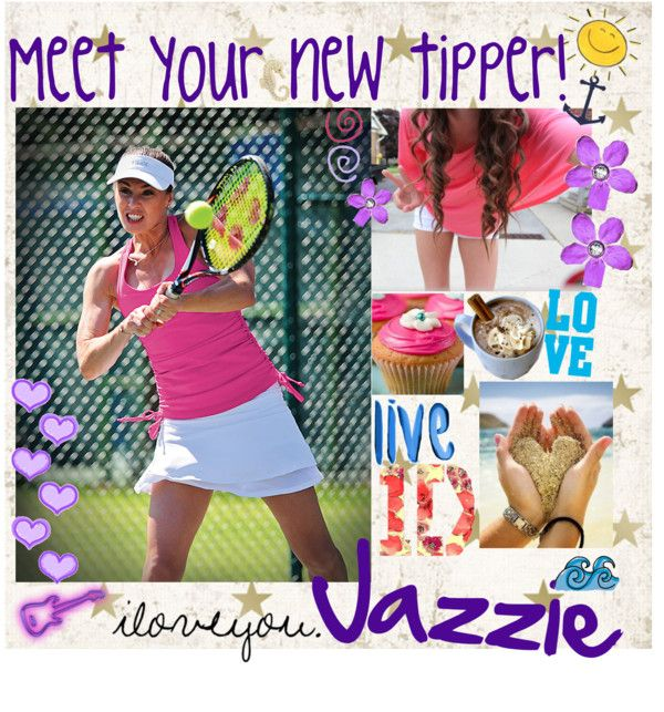 """""""Meet your new tipper:Jazzie!!!"""" by tip-and-icon-girls-xoxo ❤ liked on Polyvore"""