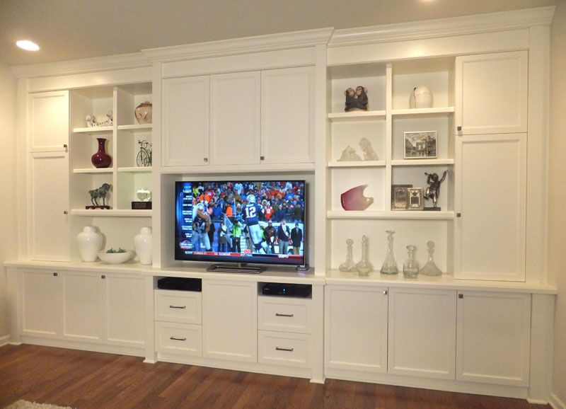 Autumnwood Designs\' home theater, home office and kitchen design ...