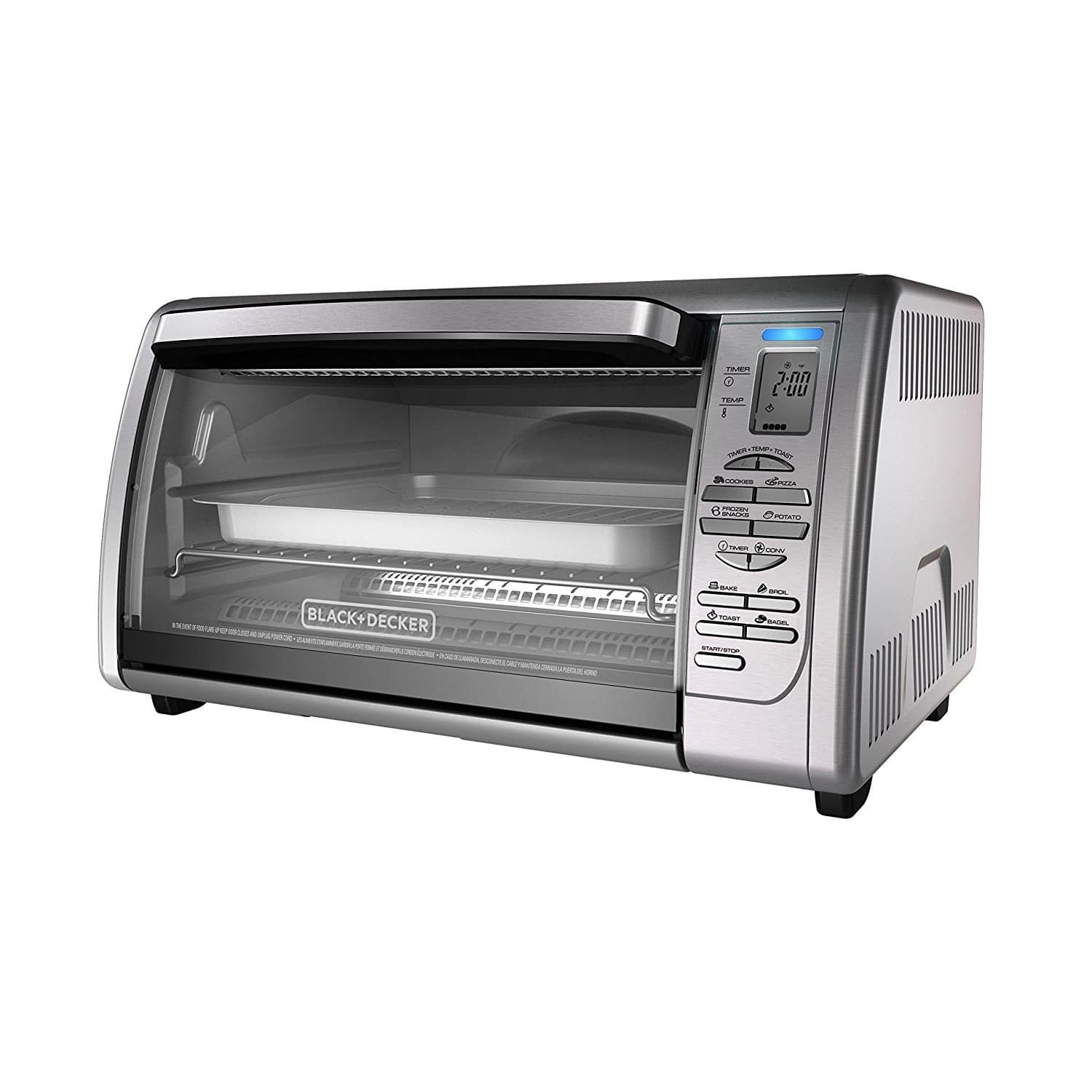 Top 10 Best Oven Toaster In 2020 Hqreview Countertop Oven Best Convection Toaster Oven Toaster Oven