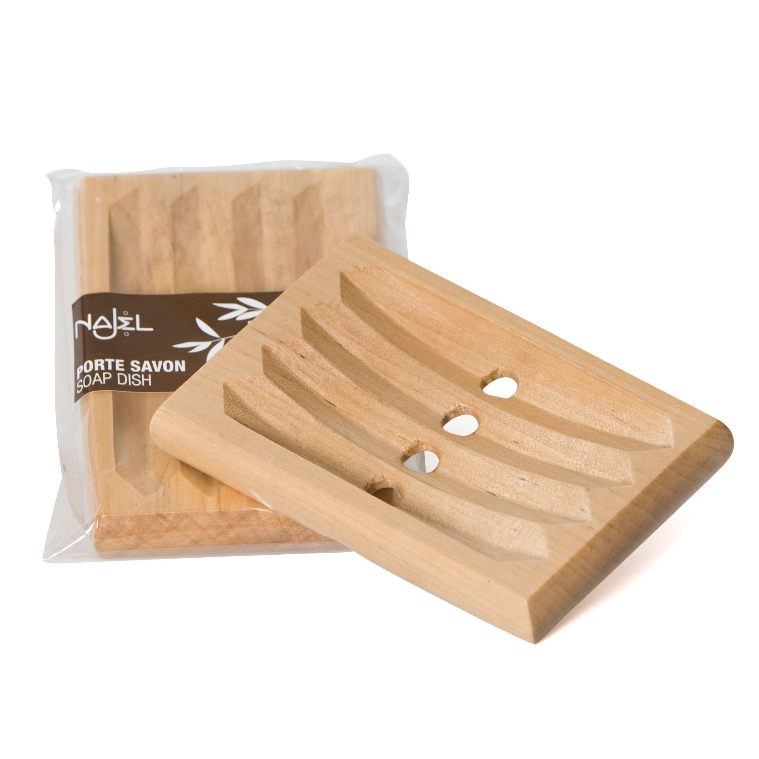 d couvrez le nouveau porte savon en bois najel au design. Black Bedroom Furniture Sets. Home Design Ideas