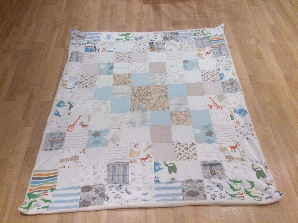 Large Keepsake Blanket - The Supermums Craft Fair