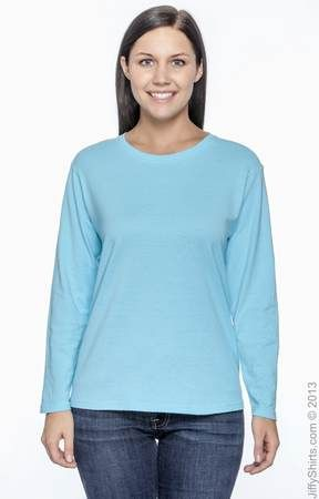 Comfort Colors C3014 Ladies Ringspun Garment 8209 Dyed Long