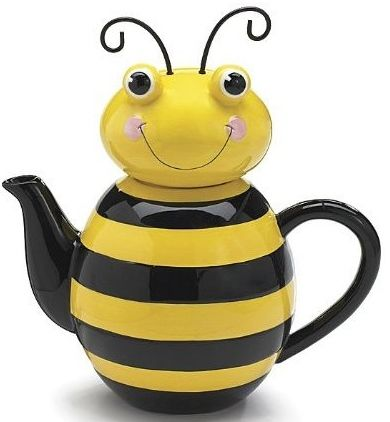 Lovely Bee Decor | ... Decor. This Page Features A Nice Selection Of Honey