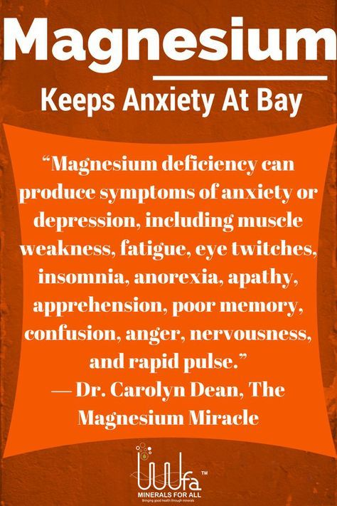 Sufficient levels of magnesium can keep anxiety at bay.... Visit www.mfadirect.com for mineral supplement or call us at 96500 83838  #minerals #supplement #magnesium