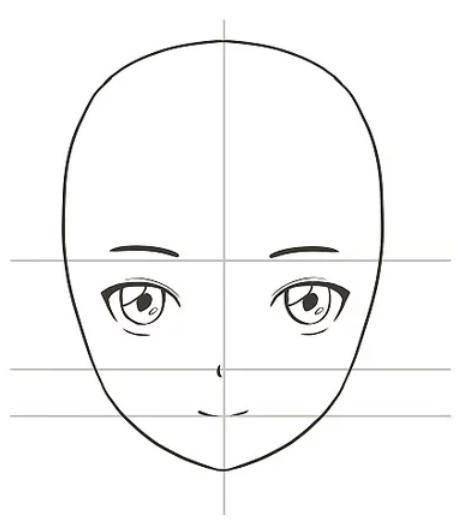Como Desenhar Um Anime Passo A Passo Facil Facil Desenhar Bonito Em 2020 Desenho Passo A Passo Coisas Para Desenhar Facil De Desenhar
