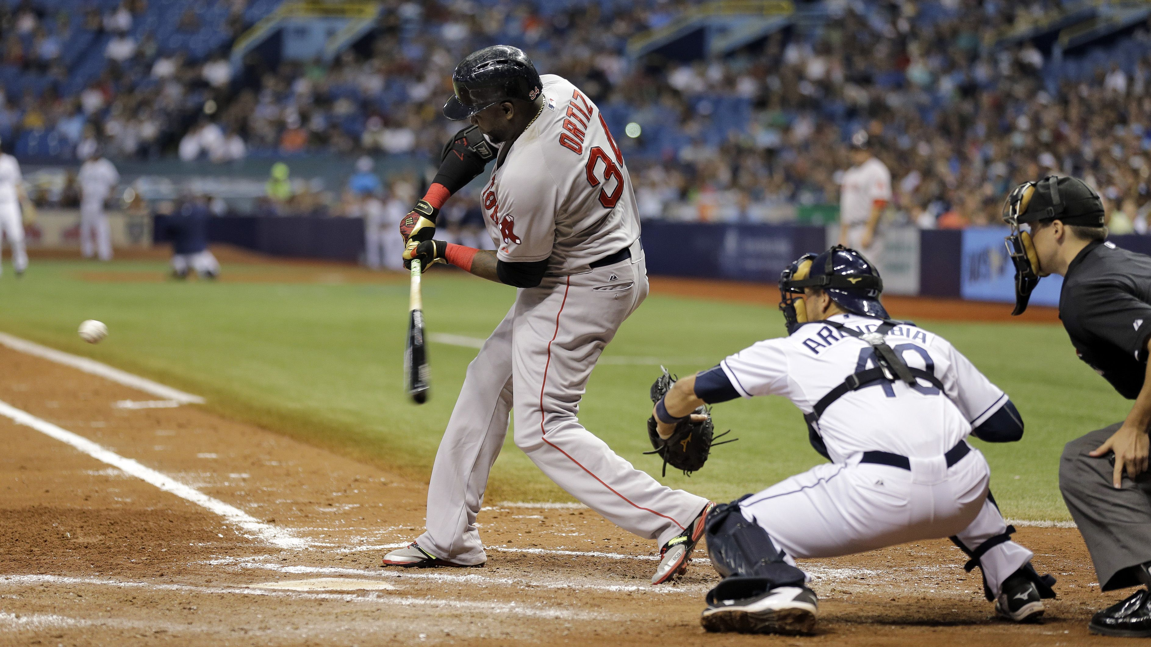 Report David Ortiz 'Big Papi' to retire from MLB after