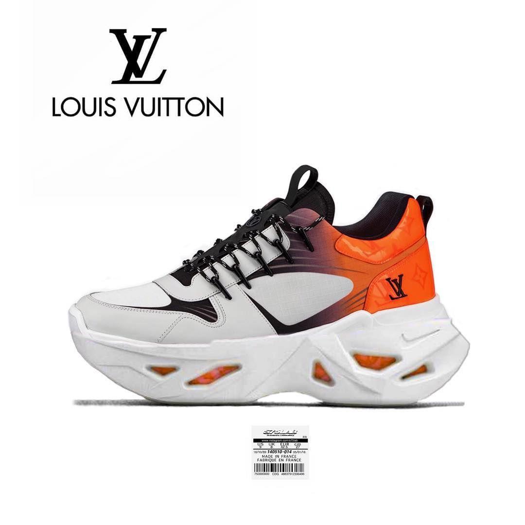 Louisvuitton Pulse x @nike Zoom X Vista