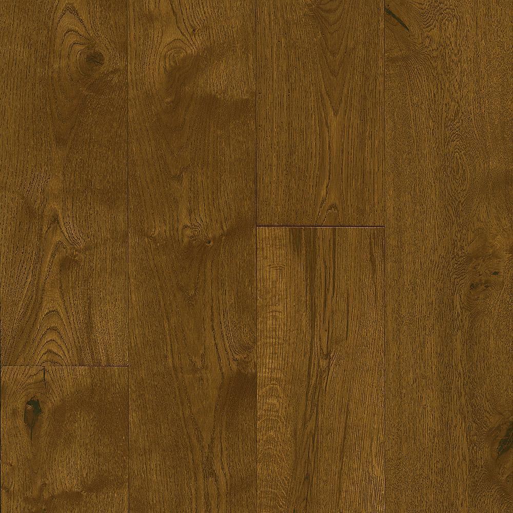 Bruce Take Home Sample White Oak Golden Sand Engineered Hardwood Flooring 5 In X 7 In Types Of Wood Flooring Flooring Engineered Hardwood
