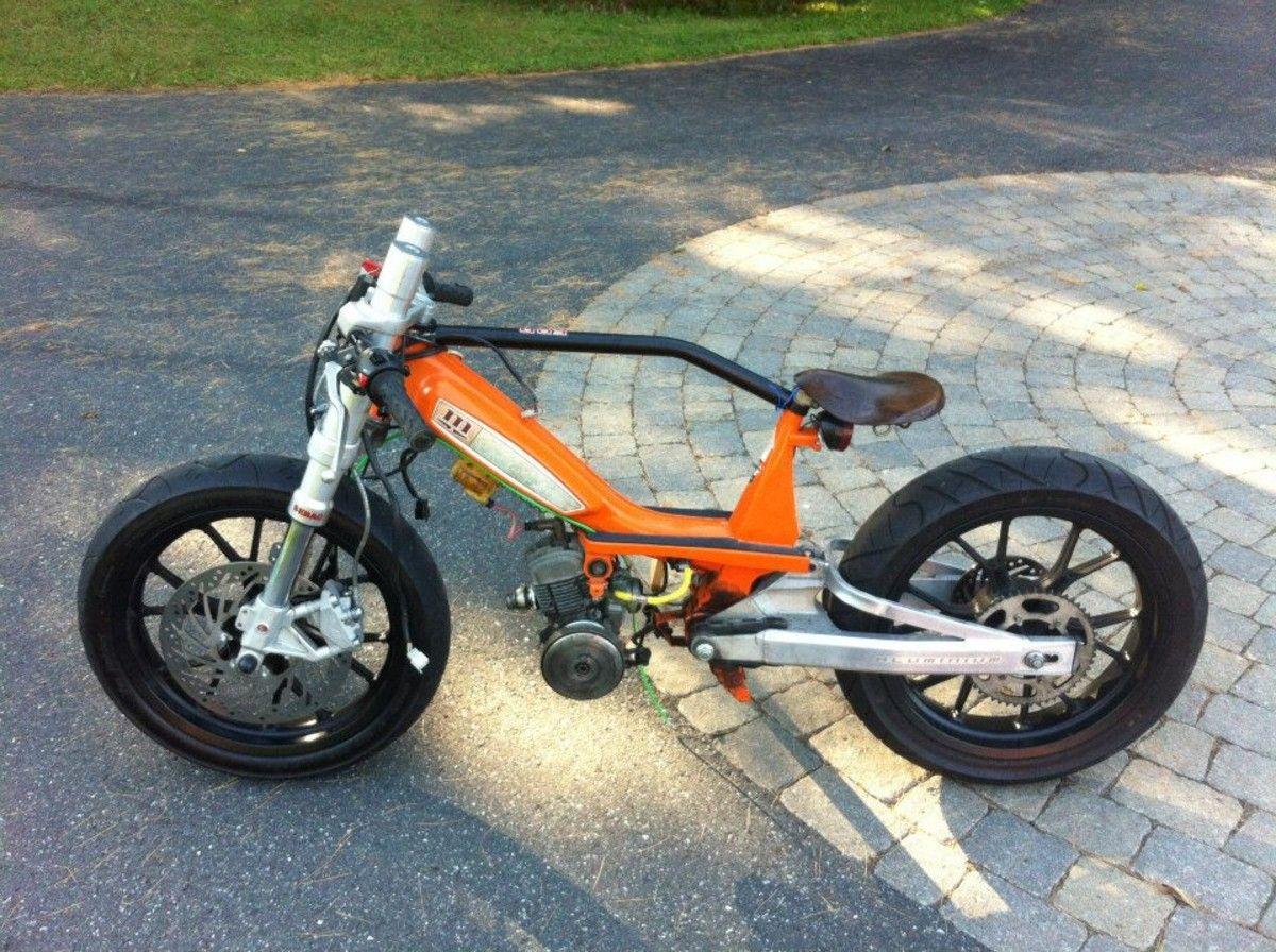 garage build killerinc salt flats special mopeds. Black Bedroom Furniture Sets. Home Design Ideas