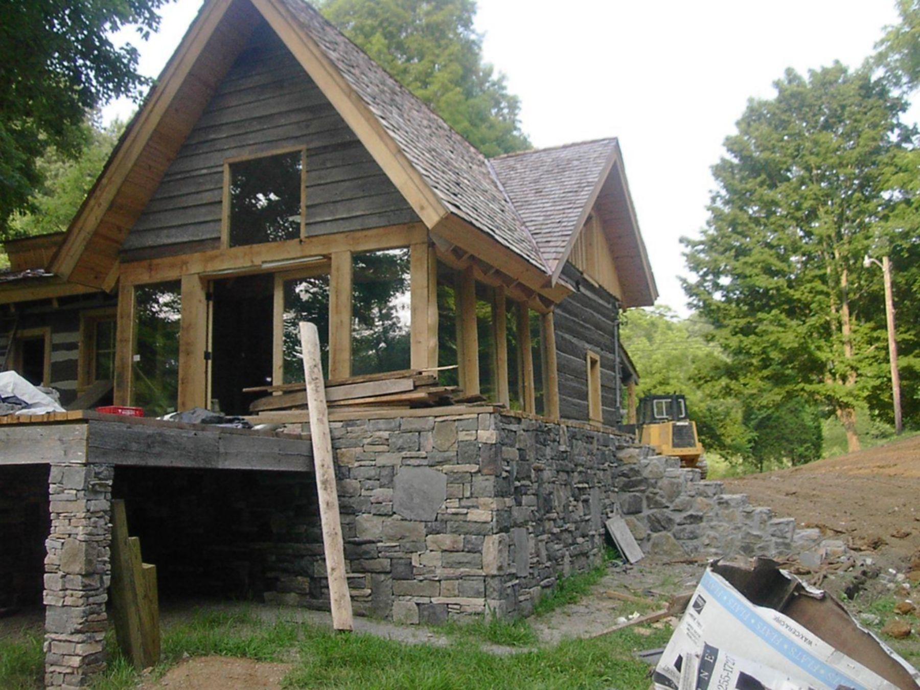 8 Impressive Small Cottage Design Ideas For Inspirations Timber Frame Cabin Plans Timber Frame Cabin Timber House