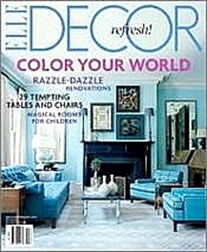 Home Decorating Magazines Contemporary Furniture