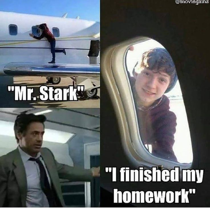 30+ Spider-Man Vs Iron Man Memes Internet's Best & Hilarious