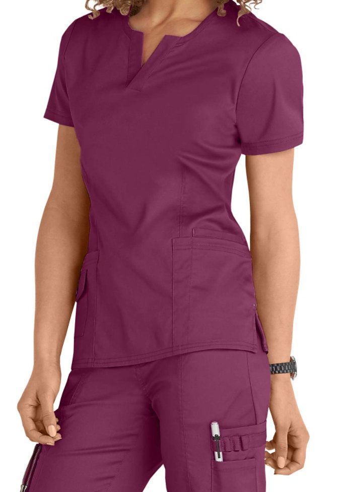 Scrub Tops and Medical Uniforms for Women | Scrubs and ...