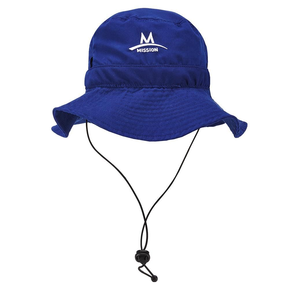 One Size Cooling Hat Fits Most Hydro Active Bucket Navy Outfit Hats