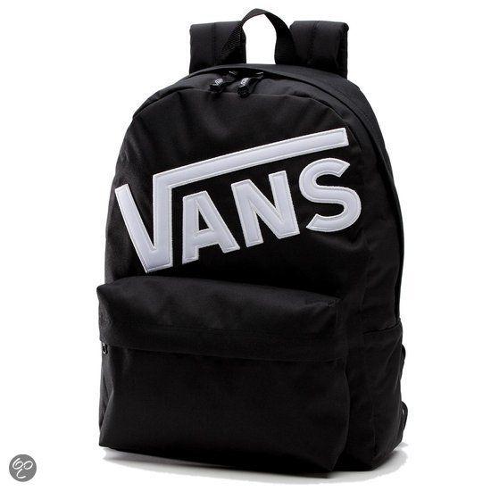 734fe40c089 Vans Old Skool II - Rugzak - Zwart/Wit | Clothes: Bags - Packsack ...