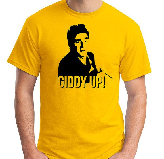 bb072ab62 Seinfeld T-Shirt Cosmo Kramer T-Shirt Seinfeld TV by toastertees ...