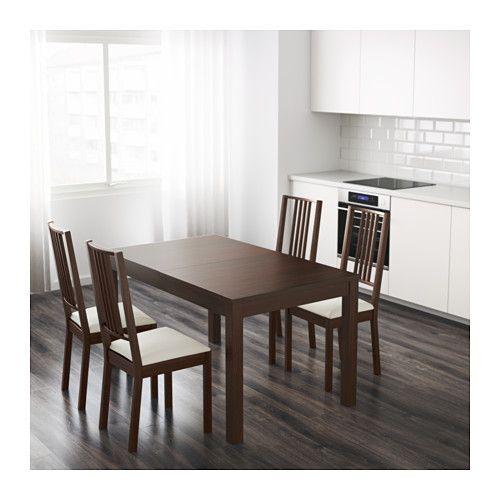 BJURSTA Mesa extensible - IKEA | Ikea lista de favoritos | Pinterest ...