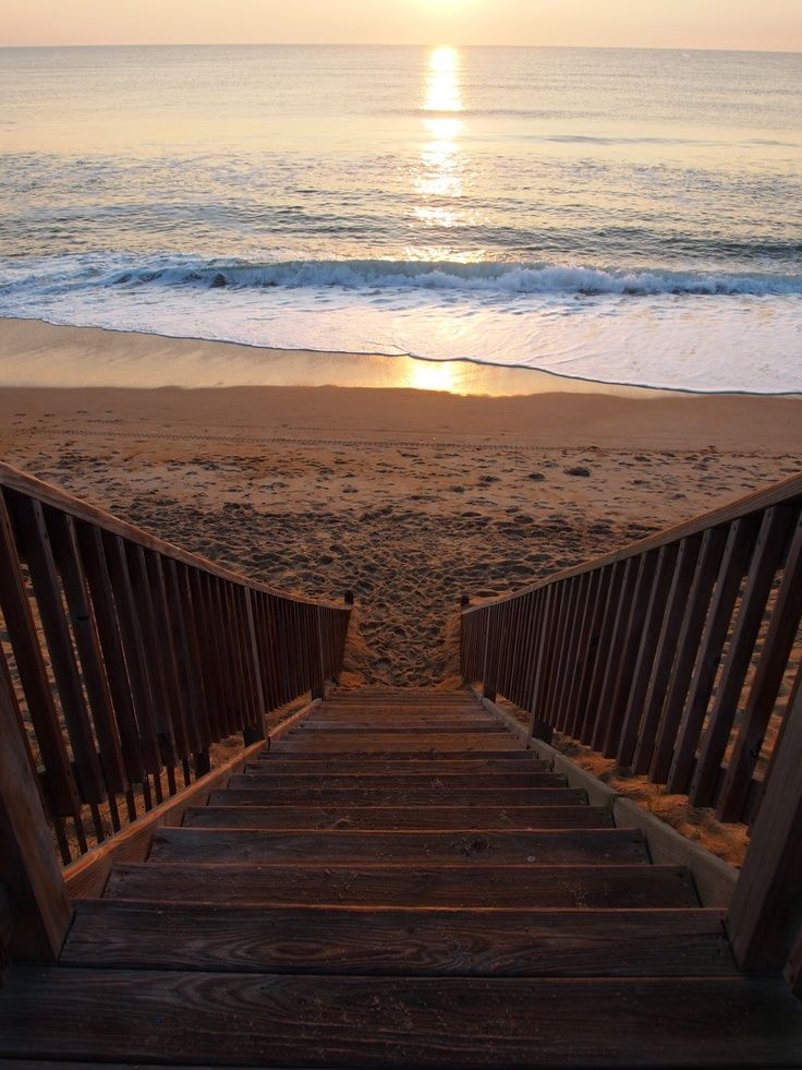 Stairway To Heaven Atlantic Beach In Obx Outer Banks Nc North Carolina In 2019