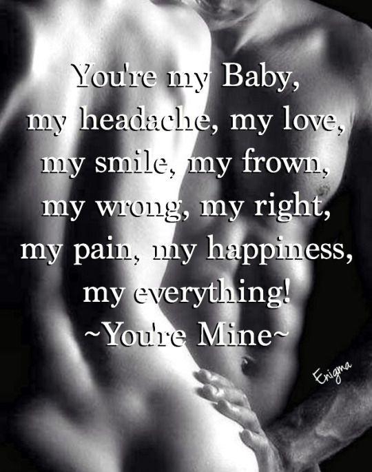 Romantic and seductive quotes