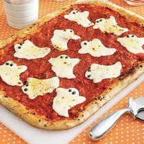 Halloween Pizza #repashalloween