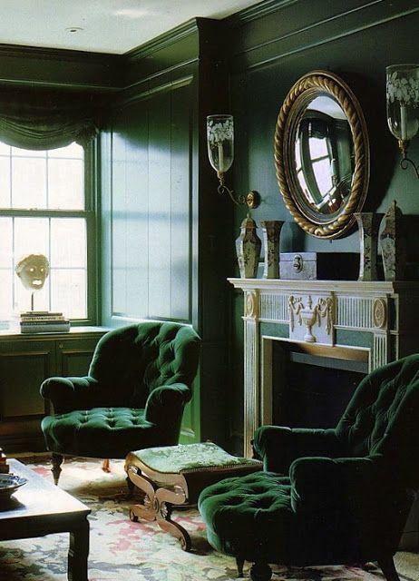 Photo of 10 Ways To Create Moody Interiors — decor8