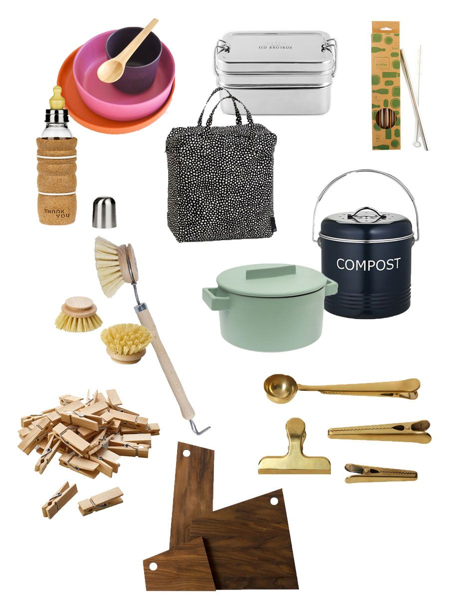 Minimalismus k che zero waste eco friendly cleaning for Minimalismus lebensstil